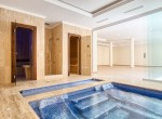 33 Indoor pool sauna and steam room